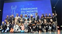 Mérite sportif : la famille Perrin-Ganier à l'honneur