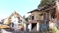 Col de la Schlucht : Des travaux de démolition minutieux