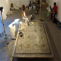 Une mosaïque de Carthage refait surface au musée départemental