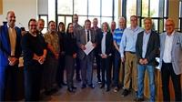 Des industriels canadiens en visite dans les Vosges