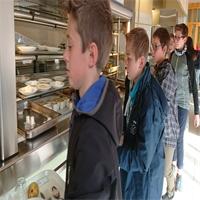 Collège du Thillot : objectif zéro déchet alimentaire
