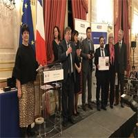 Les Vosges récompensées à Paris