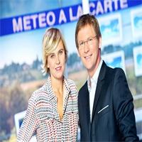 L'émission Météo à la carte dans les Vosges