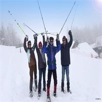 L'Ecole de ski Français de la Sclucht, tout schuss