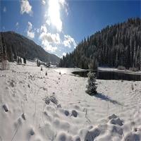 Wiidoo'Gliss parc, un petit paradis pour découvrir la neige !