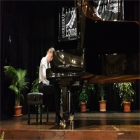 Concours international de piano : Maria Khokhlova, une virtuose russe