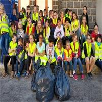 Chantiers de nettoyage : les écoles aussi sont au rendez-vous