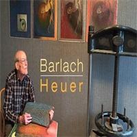 Barlach Heuer : un artiste  rare expose à Remiremont