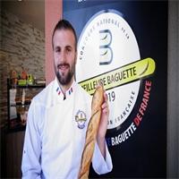 Damien Milliot, véritable amoureux du pain