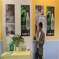 """Green Soft"" : une lessive 100% végétale made in Vosges"