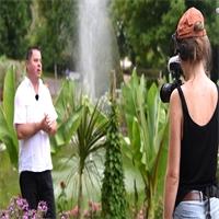 Un tournage dans les Vosges pour Paris Match