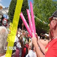Le Tour dans les Vosges : une longue histoire