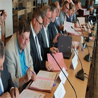 Revitalisation des bourgs-centres : les conventions sont signées