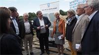 Col de la Schlucht : les travaux officiellement lancés
