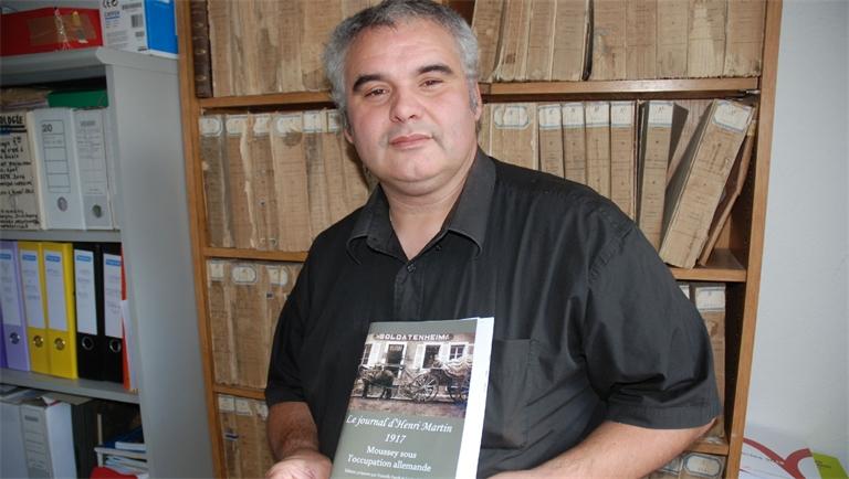 Le regard de Yann Prouillet  sur le Centenaire de la grande guerre