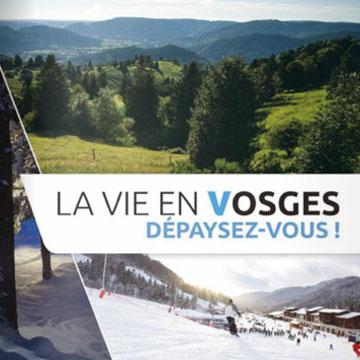 La Vie en Vosges