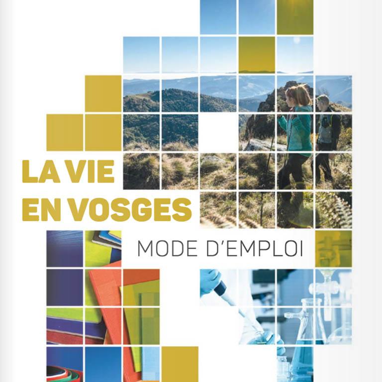 Les Vosges mode d'emploi