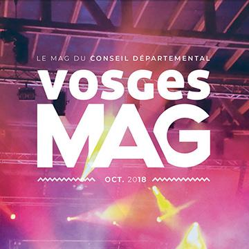 Vosges Mag #2 - Octobre 2018