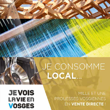 Je consomme local